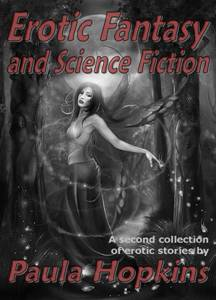 Erotic Fantasy and Science Fiction Stories Book Cover