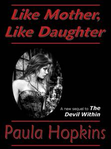 Like Mother, Like Daughter: Book Cover