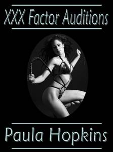 XXX Factor Auditions: Book Cover